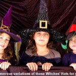 Witches' Hats – DIY Costume Project for Halloween