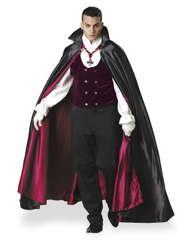 Vampire Mens Halloween Costume