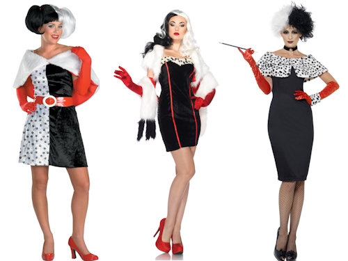 Cruella DeVille Costumes for Women