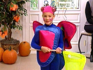 DIY Cute Bug Kids Costume for Halloween