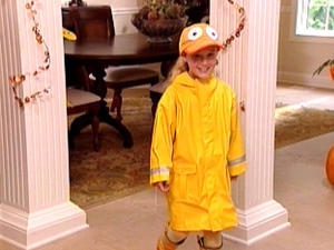 DIY Duck Kids Costume for Halloween
