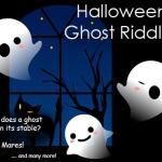 Halloween Ghost Riddles